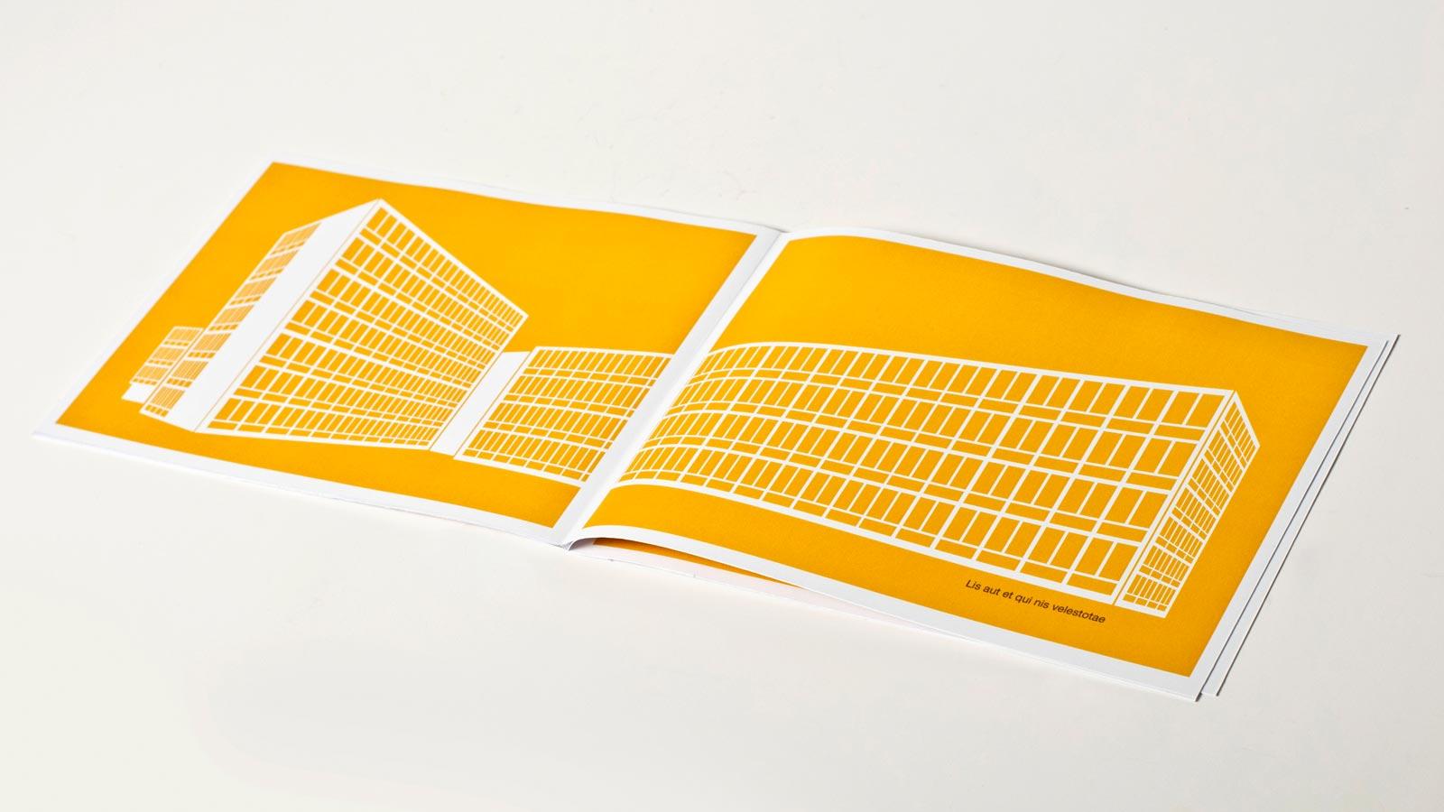 Konzept Gelb