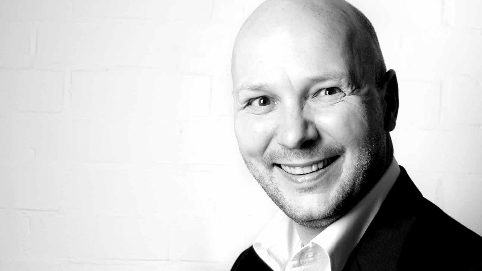 Fred Schubert, Geschäftsführung, Diplom-Designer