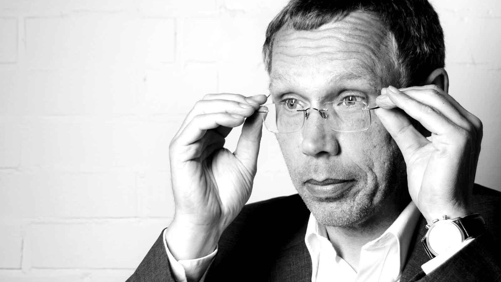 Peter Klopf, Geschäftsführung, Diplom-Designer